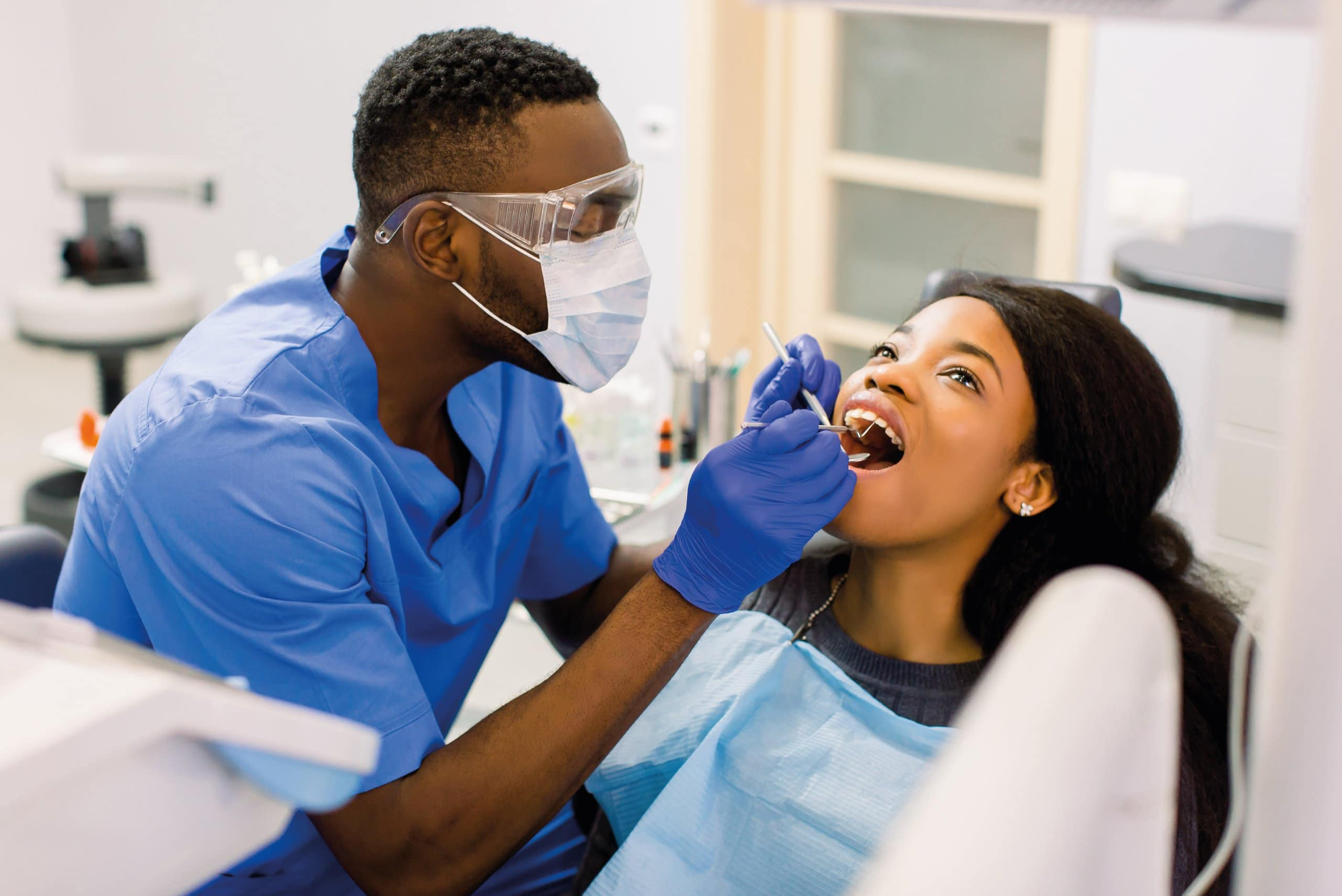 Crowns and fillings Guildford Dentist