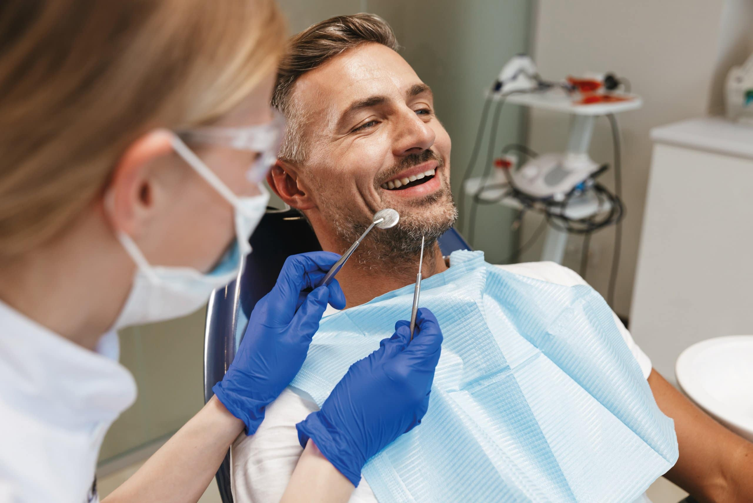 Tooth replacement Guildford Dentist